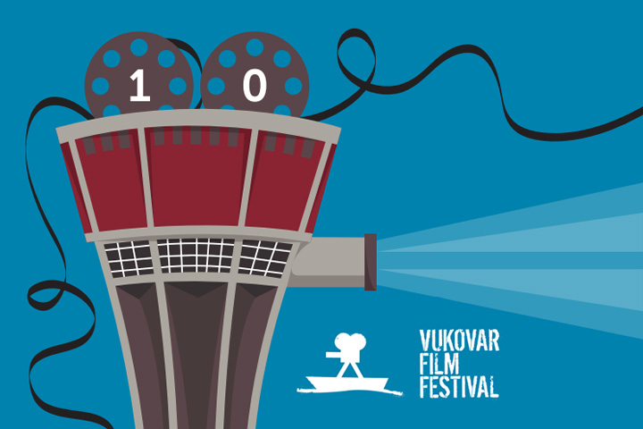 Official opening of the 11th Vukovar Film Festival!